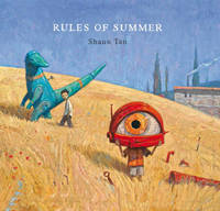 Rules of Summer - signed first edition