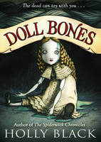 Doll Bones - signed first edition