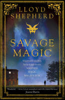 Savage Magic - signed first edition