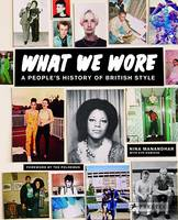 What We Wore - signed first edition
