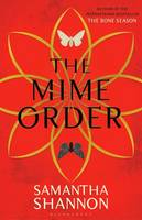 The Mime Order - signed first edition