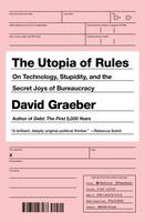 The Utopia of Rules - signed first...
