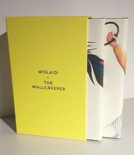 Mislaid & The Wallcreeper - signed...