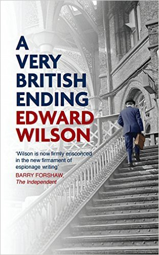 A Very British Ending - signed first...