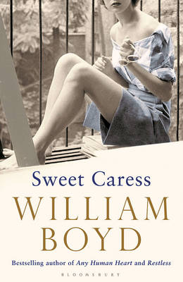 Sweet Caress - signed first edition