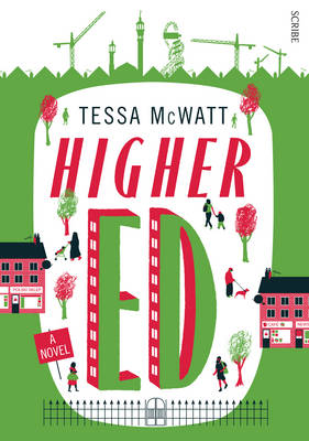 Higher Ed - signed first edition