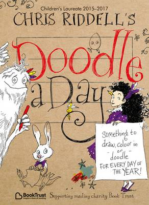 Doodle-A-Day - signed copy