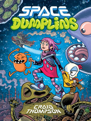 Space Dumplins - signed copy