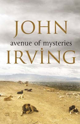 Signed - Avenue of Mysteries - signed...