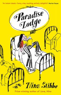 Signed: Paradise Lodge - signed first...