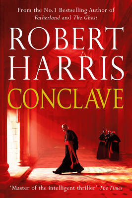 Signed: Conclave - signed first edition