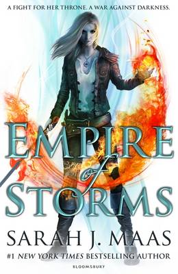 Signed: Throne of Glass 5 Empire of...