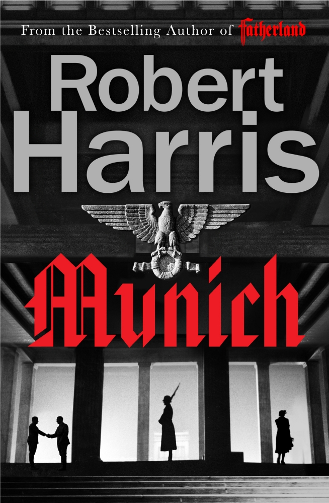 Image result for munich robert harris