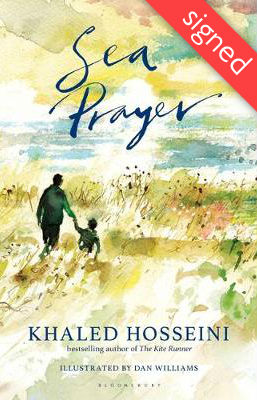 Signed First Edition - Sea Prayer
