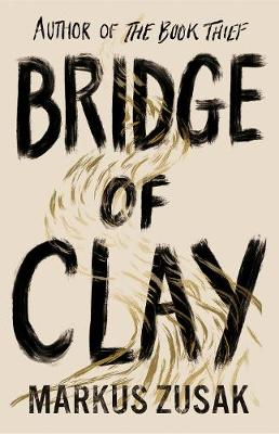 Signed First Edition - Bridge of Clay