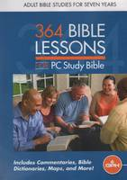364 Bible Lessons for PC Study Bible