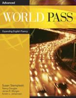 World Pass: Advanced