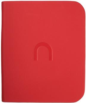 NOOK Simple Touch Oliver Cover - Red