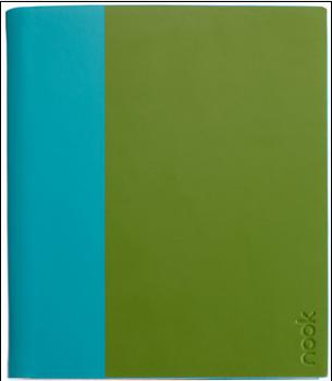 NOOK Simple Touch Huxley Cover - Grass