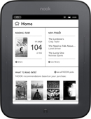 NOOK® Simple Touch eReader