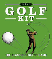 Mini Golf Kit: The Classic Desktop Game