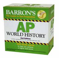 Barron's AP World History Flash Cards