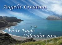 Angelic Creation White Eagle Calendar...