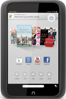 NOOK® HD (8GB) Tablet