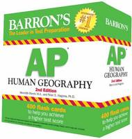 Barron's AP Human Geography Flash...