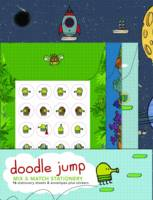 Doodle Jump Mix & Match Stationery