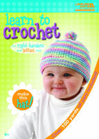 Learn to Crochet: Baby Hat Kit