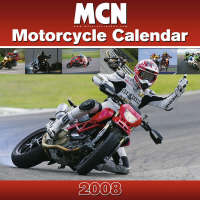 Motor Cycle News Calendar 2008