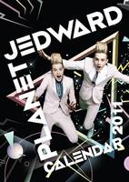 The Official Jedward 2011 A3 Calendar