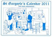 St. Gargoyle's Calendar