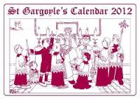 St Gargoyle's Calendar: 2012