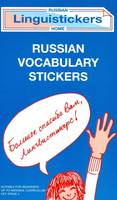 Russian Linguistickers - Home Set