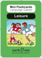 Miniflashcard Language Games: Leisure