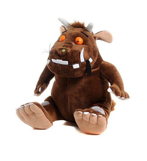 Gruffalo sitting 7'' plush soft toy