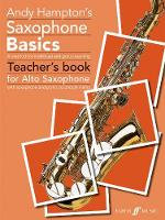 Saxophone Basic Alto Teacher's