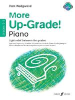 more up grade grades 2 - 3 piano