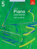 DNR Grade 5 piano exam pieces 2011 -...