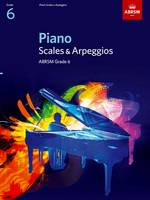 gd 6 piano scales arpeggios new ed.