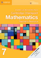 Cambridge Checkpoint Mathematics Teacher's Resource 7