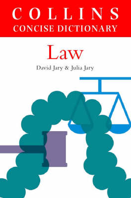 Law (Collins Dictionary of)