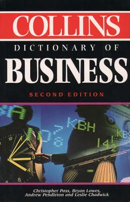 Business (Collins Dictionary of)