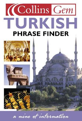 Turkish Phrase Finder (Collins Gem)
