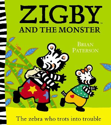 Zigby and the Monster