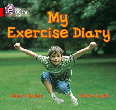 My Exercise Diary: Band 02B/Red B (Collins Big Cat)
