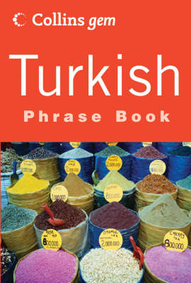 Turkish Phrase Book (Collins Gem)