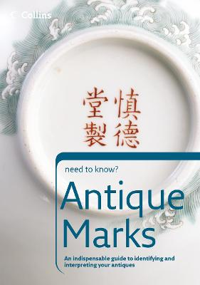Antique Marks (Collins Need to Know?)